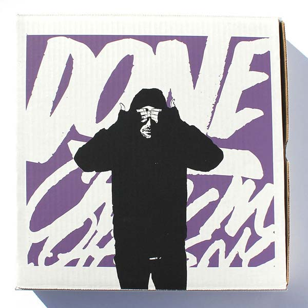 "Damien Done - Charm Offensive 12"" Box Set"