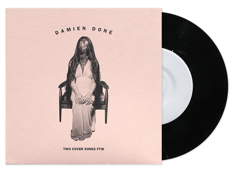 Damien Done - Cover Songs Test Pressing