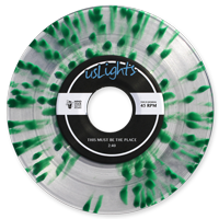 usLights Exit Scam / This Must Be The Place 7""