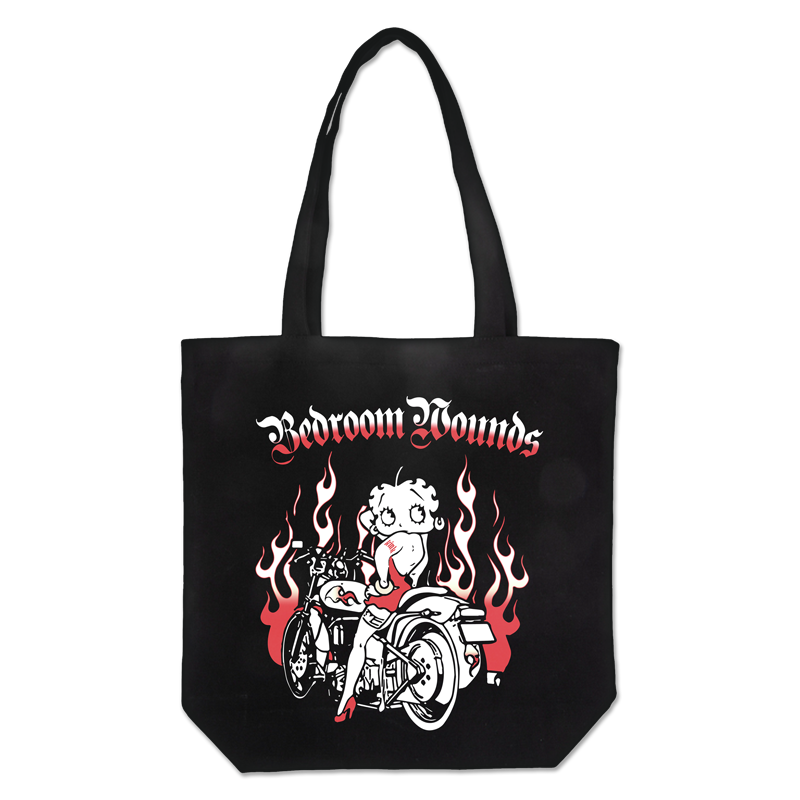 Bedroom Wounds - Betty Tote