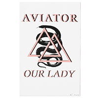 Aviator / Our Lady - Tour Poster
